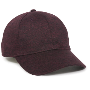 Heathered Baseball Cap
