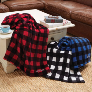 The Cabin Throw Blanket