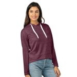 Cassidy Women's Pullover Heather Knit Hoody