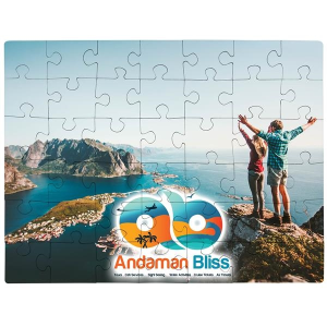 Full Color Custom Jigsaw Puzzle